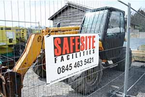 Safe Site Facilities
