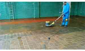 Envirobridge Floor Cleaning