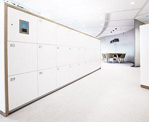Simplicity Lockers Euro Workspace